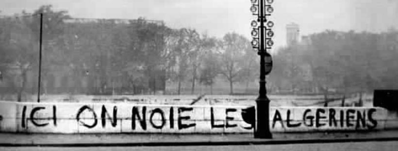 Le jour où la Seine s'est teintée de rouge : 17 octobre 1961