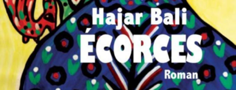 La recommandation: Écorces, Hajar Bali